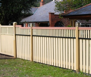 Picket Fencing Supplies Sydney Timber Landscape Supplies