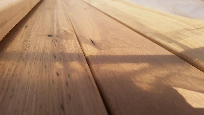 Mixed australian hardwood decking for Australian hardwood decking