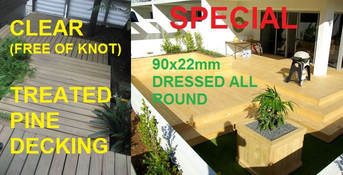 Timber Landscape Supplies Sydney   Fencing   Treated Pine